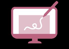 Terminvereinbarung symbol   Scheduling icon_core feature